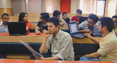 Công nghệ cách mạng hóa nền giáo dục Ấn Độ