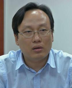 Ông Đỗ Thanh Tùng, Phó chủ tịch UBND quận Hoàng Mai.