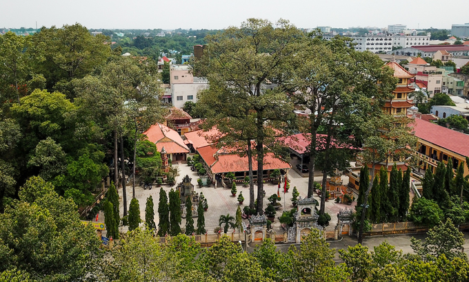 Ngôi chùa gần 300 tuổi có tượng Phật nằm dài nhất Việt Nam