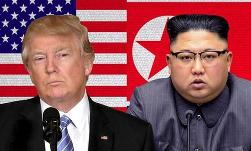 Bức thư Trump gửi Kim Jong-un thông báo hủy họp