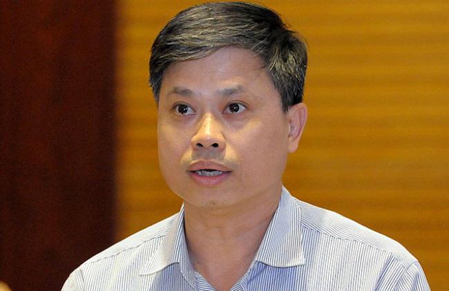 Đại biểu Nguyễn Sỹ Cương: 'Sửa luật đất đai để ngăn lửa bùng lên từ đất'