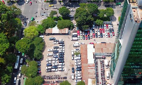 Bốn công ty của Bộ Công thương bỏ túi 200 tỷ từ lô đất vàng Sài Gòn