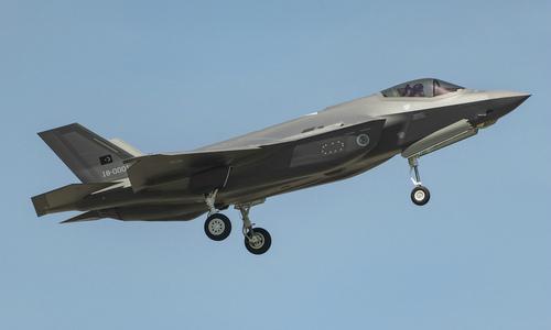 Thổ Nhĩ Kỳ dọa trả đũa dự luật cấm bán F-35 của Mỹ