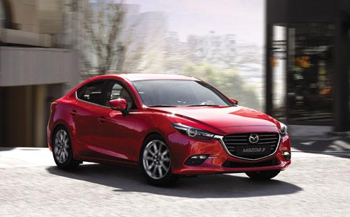 Mazda3 thế hệ mới sở hữu những công nghệ tiên tiến.