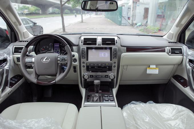 Lexus GX460 Luxury 2018 nhập Mỹ về Việt Nam