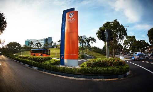 Đại học Quốc gia Singapore danh tiếng thứ 24 thế giới. Ảnh: KCL
