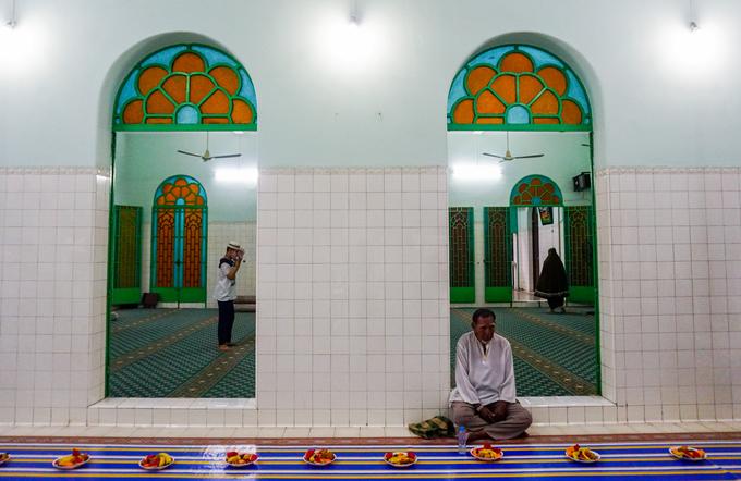 Thánh đường Hồi giáo hơn 80 năm tuổi ở trung tâm Sài Gòn