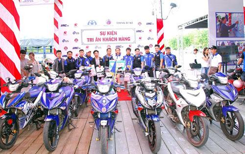 Sự kiện là một dịp rất ý nghĩa cho cộng đồng biker gặp gỡ và giao lưu, trao đổi về ý thức lái xe cũng như chăm sóc xe.