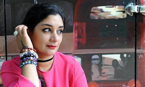 Sunny Angel đã xuất bản hồi ký kể lại cuộc sống nô lệ tình dục và đầy tớ ở Anh. Ảnh: Guardian.