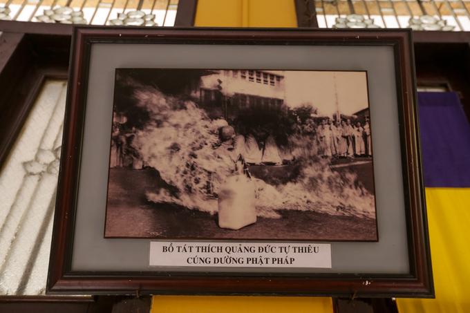 Chùa hơn 50 năm tuổi có tháp chuông cao nhất Sài Gòn