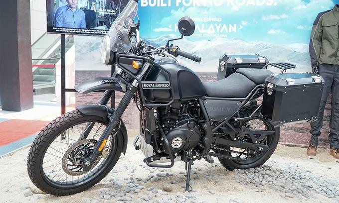 Dàn môtô 'khủng' tại Vietnam AutoExpo 2018