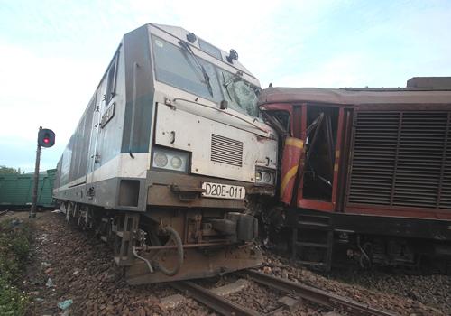 Ngành đường sắt siết chặt kỷ cương sau nhiều vụ tai nạn liên tiếp. Ảnh: Đắc Thành.