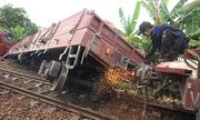 Trưởng ga Núi Thành bị cách chức sau tai nạn đâm tàu
