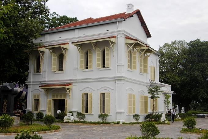 Những công trình kiến trúc Pháp tiêu biểu ở Huế