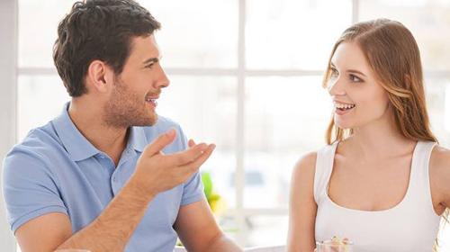 Ngọt ngào với vợ vì được trả lương