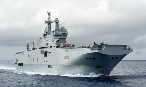 Kế hoạch thách thức tham vọng Trung Quốc tại Biển Đông của Pháp - ảnh 1
