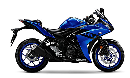 Yamaha R3 bản 2018 giá 5.900 USD tại Thái Lan