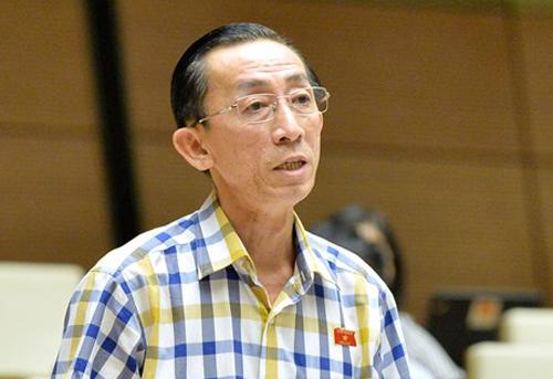 PGS TS Trần Hoàng Ngân. Ảnh: Hoàng Phong.