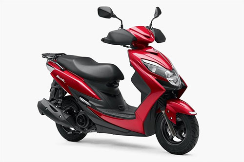 Suzuki Swish 2018 bản Limited.