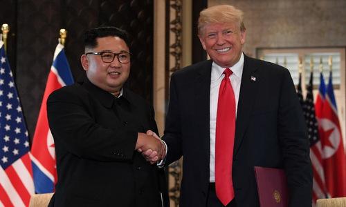 Quyết định ngừng tập trận khiến đồng minh lo ngại của Trump - ảnh 3