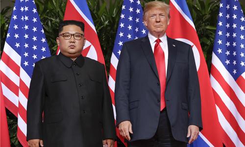 Cơ hội đạt giải Nobel Hòa bình của Trump - Kim vẫn xa vời - ảnh 1