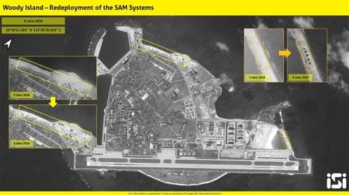 Việt Nam phản đối Trung Quốc lại đưa tên lửa ra Hoàng Sa - ảnh 1