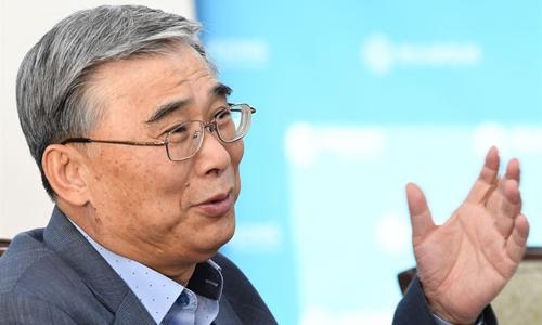 Cựu bộ trưởng Hàn Quốc nói Triều Tiên sắp phi hạt nhân hóa - ảnh 1