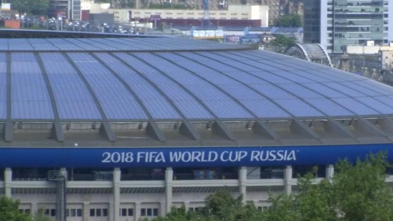 Nga 0-0 Ảrập Xêút (hiệp một) - ảnh 12