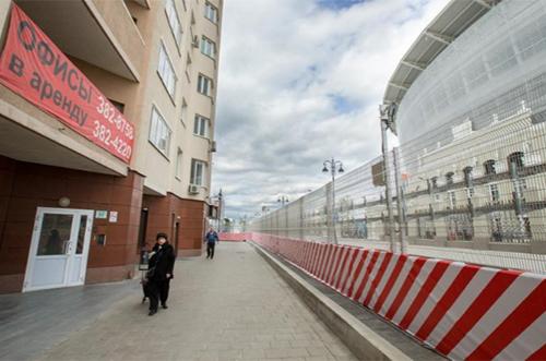 An ninh siết chặt mùa World Cup gây bất tiện cho người dân Nga - ảnh 2