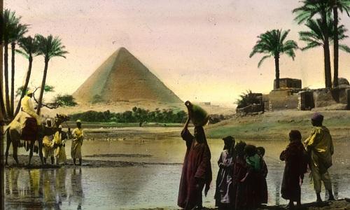 Quốc gia nào có biệt danh món quà của sông Nile? - ảnh 1