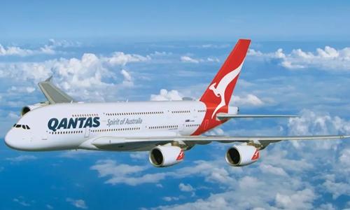 Máy bay Australia mất kiểm soát do nhiễu động - ảnh 1