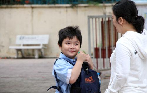 Hơn 4.000 sĩ tử nhí ở Sài Gòn đua vào lớp 6 trường chuyên - ảnh 2