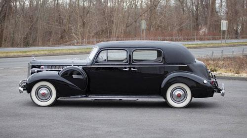 Packard 120, mẫu xe Mỹ đầu tiên trang bị hệ thống điều hòa nhiệt độ trên thế giới.