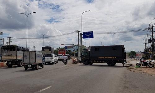 18 người bị tạm giữ để điều tra vụ gây rối ở Đồng Nai