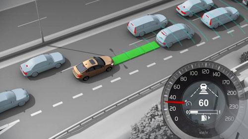 Kiểm soát hành trình giúp quá trình lái xe trên cao tốc nhàn hơn với các tài xế.