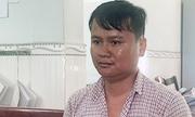 Kẻ ném tảng đá vào đầu cảnh sát cơ động TP HCM bị bắt