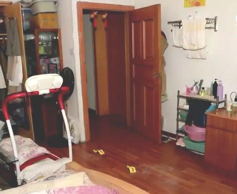 Phòng của nạn nhân.