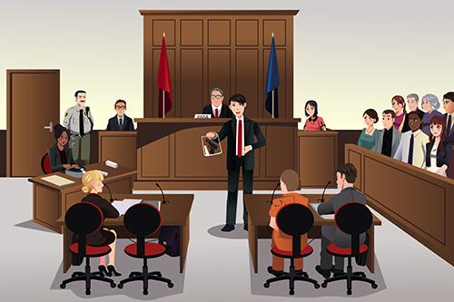 Thẩm phán hệ thống thông luật.