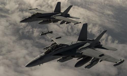 Syria cáo buộc liên quân Mỹ không kích vị trí quân đội chính phủ - ảnh 1