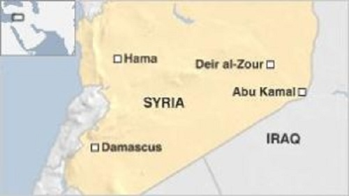 Syria cáo buộc liên quân Mỹ không kích vị trí quân đội chính phủ - ảnh 2