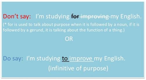 Chọn giới từ 'for' hoặc 'to' để hoàn thành câu tiếng Anh