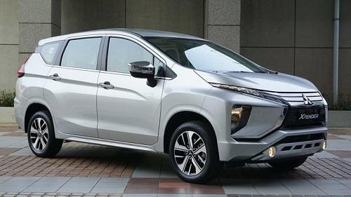 Mitsubishi Xpander sẽ bán tại Việt Nam thời gian tới.