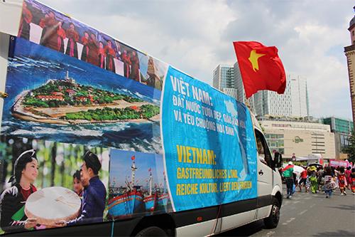 Cộng đồng người Việt quảng bá văn hóa tại Đức - 1