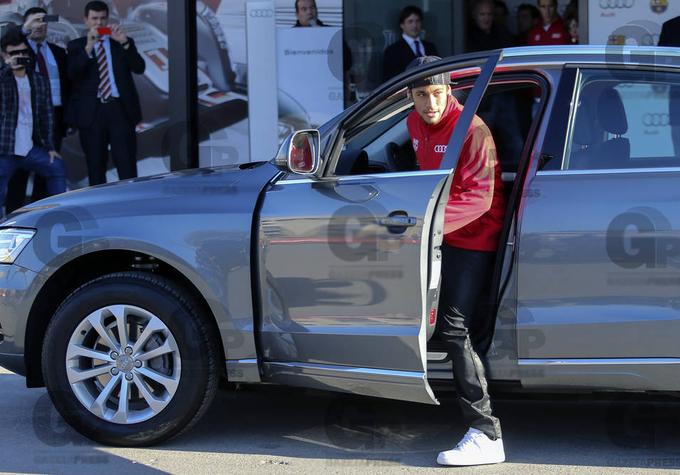Thú chơi xe - Bộ sưu tập xe trị giá 1,3 triệu USD của Neymar (Hình 5).