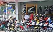 Sài Gòn nên bắt Äầu cấm xe máy từ quận 1