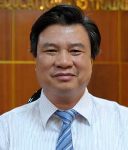 Thứ trưởng Bộ Giáo dục và Đào tạo Nguyễn Hữu Độ. Ảnh: Quỳnh Trang.