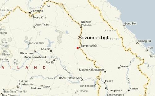 Ô tô chở 23 lao động Việt gặp nạn tại Lào, 2 người chết 1