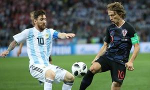 Xác suất đi tiếp của Argentina từ bảng vị tỷ số
