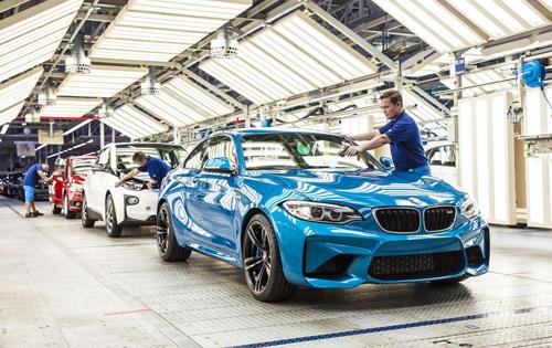 Thị trường xe - Cuộc đua 'World Cup' của ngành sản xuất ô tô (Hình 3).