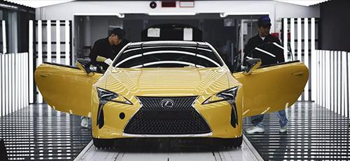 Thị trường xe - Cuộc đua 'World Cup' của ngành sản xuất ô tô (Hình 2).